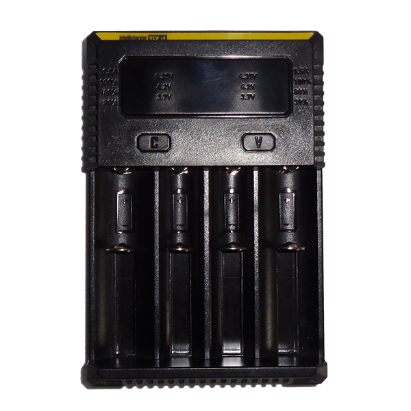 Nitecore Intellcharger NEW i4